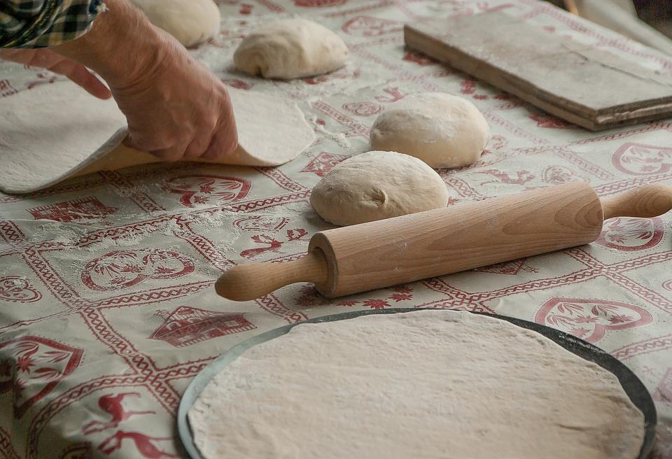 Recette de pâte à pizza maison
